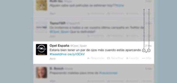Opel_Tweetdrive_comunicacion_creativa